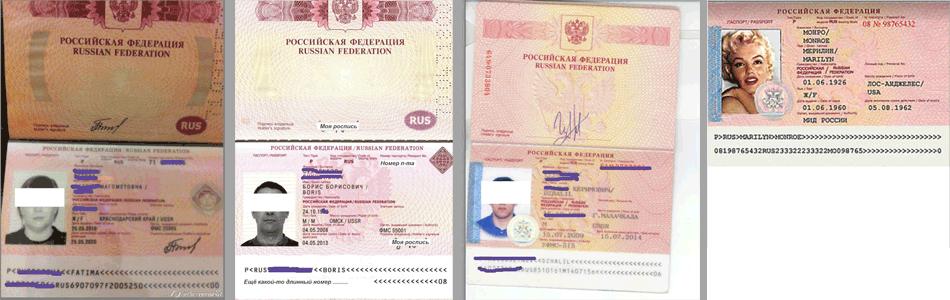 паспорт гражданина оаэ образец - фото 7